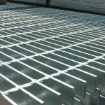 Galvanized-Metal-Bar-Grating